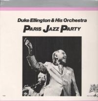 "Duke Ellington-Paris Jazz Party (Secondhand) [12"" LP 1983]"